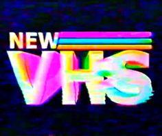 vhs retro design - Google Search