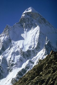 """Himalayas - Location: Asia - Elevation: over 24,000 ft - Literally translated """"Land of Snow"""""""