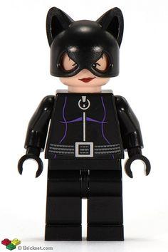 bat003: Catwoman | Brickset: LEGO set guide and database
