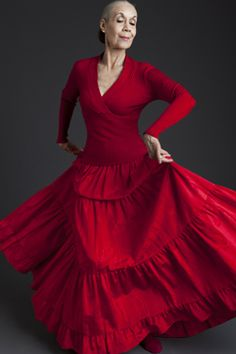 Carmen de Lavallade -age 82 (born March 6, 1931) is a New Orleans born creole dancer, choreographer, professor and stage and film actress.