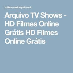 Arquivo TV Shows - HD Filmes Online Grátis HD Filmes Online Grátis