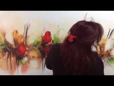 Dicas de pinturas de Luiza Sartori - YouTube