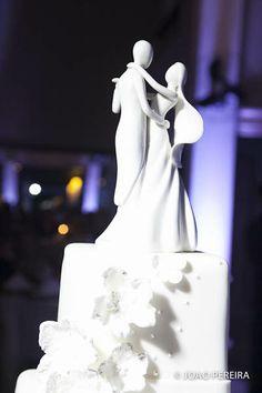 noivinhos white porcelain dance...