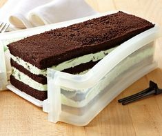 Silicone Springform Ice Cream Cake Pan (more than just an ice cream cake pan!) by Williams Sonoma