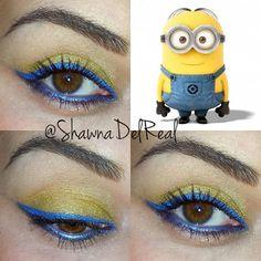 minion makeup - Google Search More