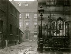 The Lost Squares Of Stepney - William Palin evokes the lost glories of two of the East End's forgotten architectural wonders, Wellclose Sq and Swedenborg Sq. | Spitalfields Life (many pics on link)
