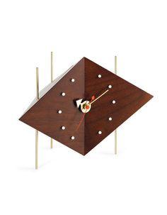 Horloge Diamond Clock via Goodmoods