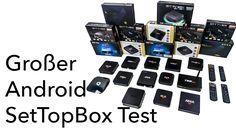Großer 2016 Android OTT Test 13 Boxen aus 3 Klassen. Unter 40 Euro, Unter 60 Euro und unter 100 Euro. Wer sind die Sieger?