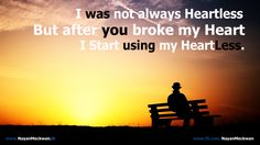 broken heart quotes - Google Search