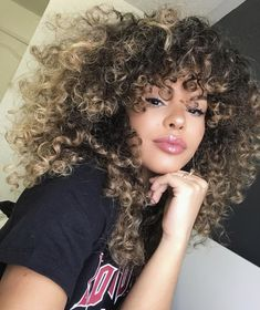 200 Curly Hair Dye Ideas In 2021 Hair Curly Hair Styles Natural Hair Styles