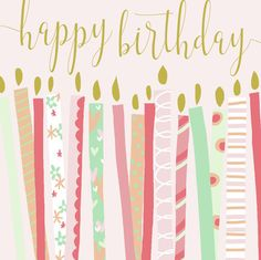Leading Illustration & Publishing Agency based in London, New York & Marbella. Happy Birthday Girls, Happy Birthday Candles, Happy Birthday Pictures, Happy Birthday Quotes, Birthday Love, Happy Birthday Greetings, Birthday Board, Birthday Images, Baby Animal Drawings