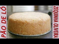 Faça Massa de Pão de Ló para qualquer Bolo de Aniversário - Dicas Online