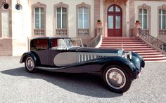 1932 Bugatti Royale (Type 41) Maintenance of old vehicles: the material for new cogs/casters/gears/pads could be cast polyamide which I (Cast polyamide) can produce