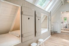 Unbelievable Useful Tips: Attic Bathroom Dormer attic ladder high ceilings. Unbelievable Useful Tips: Attic Bathroom Dormer attic ladder high ceilings. Attic Closet, Attic Playroom, Attic Rooms, Attic Spaces, Attic Office, Attic Ladder, Attic Window, Roof Ladder, Attic Staircase