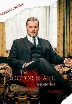 Ver The Doctor Blake Mysteries 3x01 online