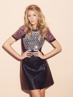 Blake Lively embodies the meaning of BABE ALERT!