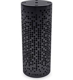 JARRE - J-TEK One Rainbow Bluetooth speaker Black   Selfridges.com New Inventions, Technology Gadgets, Air Purifier, Consumer Products, Innovation Design, Textures Patterns, Speakers, Cyber, Bluetooth