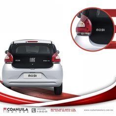 Fiat Mobi. Elegante por donde lo veas. Te obsequiamos 7 años de asistencia vial. Mas informacion:http://bit.ly/2kohdlB