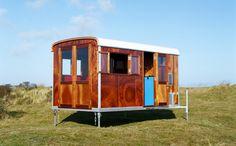 Tonke trailer, built like a yacht