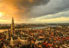 Antwerp , Antwerpen , Belgium