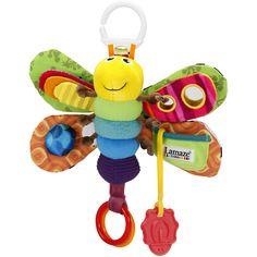 Kjøp Freddie the Firefly på nettet. Du finner også andre Babyleker produkter fra Lamaze hos Lekmer.no.