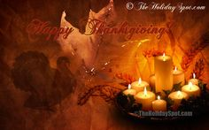 Wallpaper Cute Thanksgiving Backgrounds Desktop 1920X1200