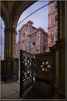 Cathédrale de Florence, Italie Plus