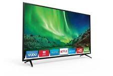 "VIZIO 55"" 4K 2160P Smart LED TV D55-E0 120Hz Vizio Apps HDMI USB Free Shipping"
