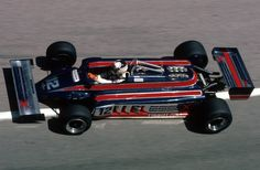 Monaco Grand Prix 1981 in Monte Carlo, Nigel Mansell Lotus 87 Ford V8