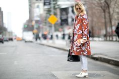 Let the Pavement Parade Begin: Street Style From New York Fashion Week | StyleCaster