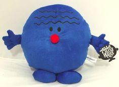 Mr Worry Wind-Up Walkie Plush Toy