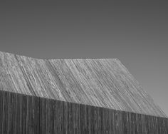 Timber rainscreen roof and walls Cranked gable roof Favrholm Campus in Hillerød by SeARCH architects