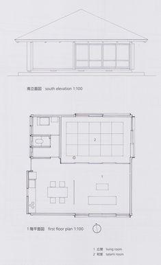 Umbrella House 1961, Kazuo Shinohara