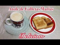 Atole de Galletas Marias, Delicioso | Casayfamiliatv ** Casayfamiliatv.com