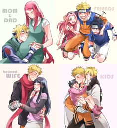 Find images and videos about naruto, sakura and sasuke on We Heart It - the app to get lost in what you love. Anime Naruto, Naruto Comic, Naruto Shippuden Sasuke, Naruto Kakashi, Naruko Uzumaki, Wallpaper Naruto Shippuden, Naruto Teams, Naruto Cute, Naruto Fan Art