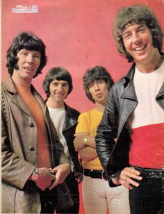 The Tremeloes - Me & My Life Rock N Roll Music, Rock And Roll, Alan Howard, The Tremeloes, Baby Live, Swinging London, Classic Photography, Uk Music, British Invasion