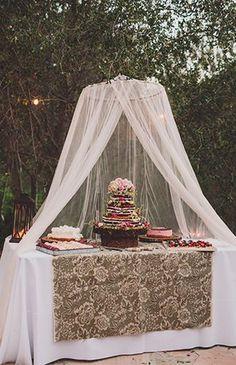 99 Sweet Ideas For Romantic Backyard Outdoor Weddings (73)