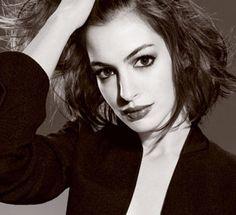 Anne Hathaway's haircut