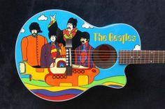 beatles guitar