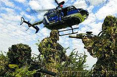 France's Groupe d'Intervention de la Gendarmerie Nationale (GIGN)is an elite special operations counter-terrorism, hostage-rescue and law enforcement unit!