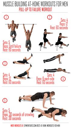 At Home-Workouts-for-Men---PullUp-to-Failure-Workout