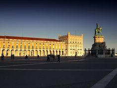 Praça de Comercio, Lisbon