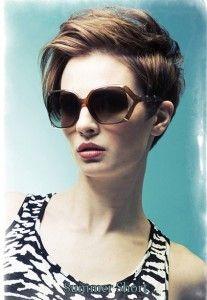 El pelo corto está de moda y realza a la mujer - Belleza