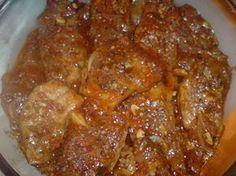Csábító karaj a sütőből! Szaftos és ínycsiklandó, nem a hagyományos recept, ez maga a csoda! Pork, Meat, Chicken, Recipes, Kale Stir Fry, Recipies, Ripped Recipes, Pork Chops, Cooking Recipes