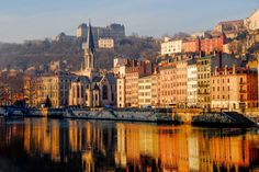 Lyon is the second largest city in France. Description from vriphys2015.sciencesconf.org. I searched for this on bing.com/images