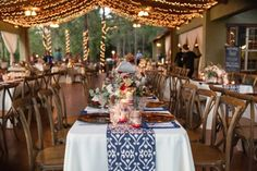 Jessica and Chris's gorgeous Navy and Red rustic wedding at Skyline Ranch was a day full of laughter and love, perfect from beginning to end! Many thanks to Caroline & Evan Photography, Emily Grace Design, Taylormade Wedding and Event Flowers, Truelove Bridal Beauty, Kirby Rentals, Latinos Y Mas, Oh Deer Creative, Publix, Ten23 Designs and Wayne's World Entertainment.