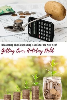 Getting Over Holiday Debt: Recovering and Establishing Habits for the New Year Ways To Save Money, Money Saving Tips, How To Make Money, Budgeting Finances, Budgeting Tips, Fun To Be One, Cool Things To Make, Budget Help, Family Budget