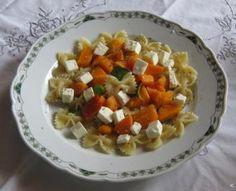 Rezept: Kürbis-Ragout mit Pasta und Feta Bild Nr. 2