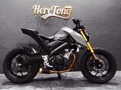 Grom Motorcycle, Custom Motorcycle Shop, Moto Bike, Motorcycle Garage, Custom Motorcycles, Custom Bikes, Bicycle Engine Kit, Bike Kit, Honda Grom Mods