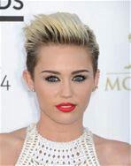 Miley rocks